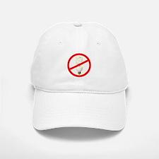 No PC Lightbulb Baseball Baseball Cap