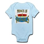 Baby Shower Prince Infant Creeper