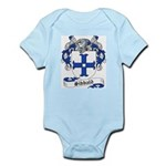 Sibbald Family Crest Infant Creeper
