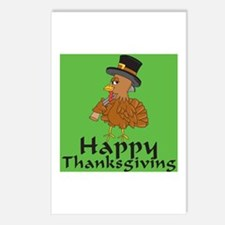 Thanksgiving Postcards (Package of 8)