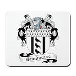 Snodgrass Family Crest Mousepad