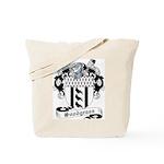 Snodgrass Family Crest Tote Bag