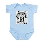 Snodgrass Family Crest Infant Creeper