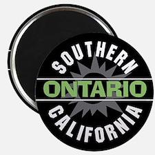 """Ontario California 2.25"""" Magnet (100 pack)"""