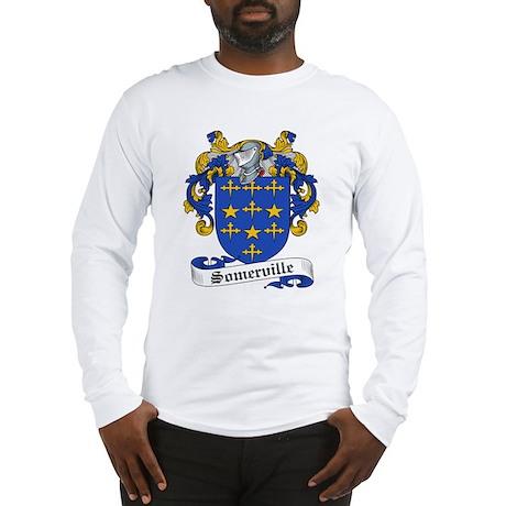 Somerville Family Crest Long Sleeve T-Shirt