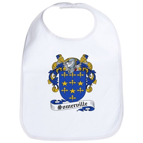 Somerville Family Crest Bib