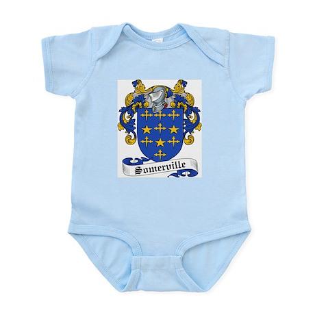 Somerville Family Crest Infant Creeper