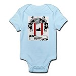 Spence Family Crest Infant Creeper