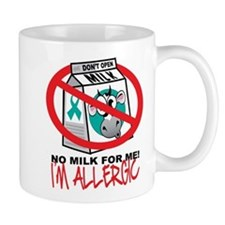 Milk Allergy 2 Mug