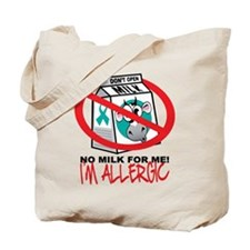 Milk Allergy 2 Tote Bag