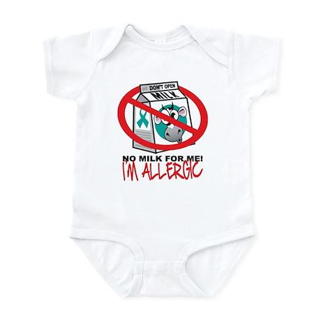 Milk Allergy 2 Infant Bodysuit