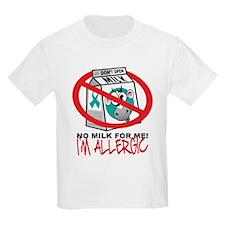 Milk Allergy 2 T-Shirt