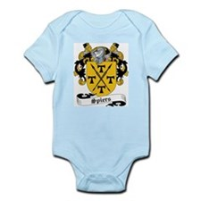 Spiers Family Crest Infant Creeper