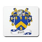 Stark Family Crest Mousepad
