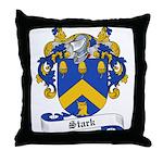 Stark Family Crest Throw Pillow