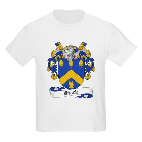 Stark Family Crest Kids T-Shirt