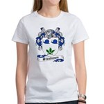 Steadman Family Crest Women's T-Shirt
