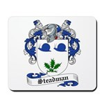 Steadman Family Crest Mousepad