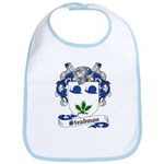 Steadman Family Crest Bib