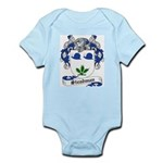 Steadman Family Crest Infant Creeper