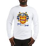 Stewart Family Crest Long Sleeve T-Shirt