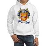 Stewart Family Crest Hooded Sweatshirt