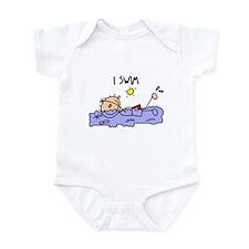 I Swim Infant Bodysuit