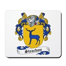 Strachan Family Crest Mousepad