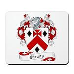 Strang Family Crest Mousepad
