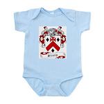 Strang Family Crest Infant Creeper