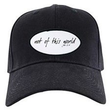 not of this world - Baseball Hat