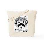 Strange Family Crest Tote Bag