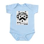 Strange Family Crest Infant Creeper