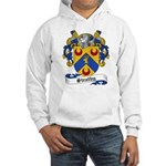 Strathy Family Crest Hooded Sweatshirt