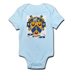 Strathy Family Crest Infant Creeper