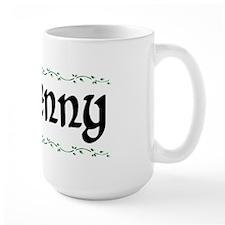 Kenny Celtic Dragon Mug