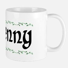 Kenny Celtic Dragon Mug
