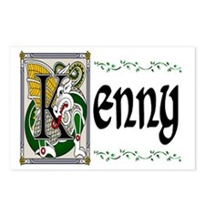 Kenny Celtic Dragon Postcards (Package of 8)