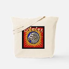 Aries zodiac  Tote Bag