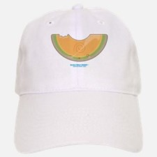 Kawaii Cantaloupe Wedge Baseball Baseball Cap