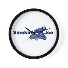 Funny Joe dirt Wall Clock