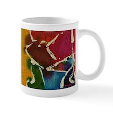 Corgi Vs Bull Babette Rennow Original Mug