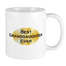 BE Granddaughter Mug