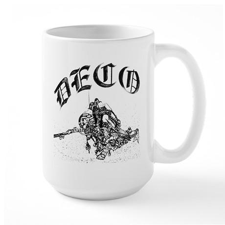 Deco Stop Large Mug