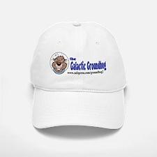 Galactic Groundhog Baseball Baseball Cap