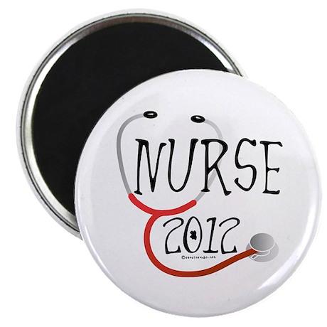 Nurse 2012 Magnet