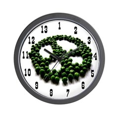 Peace peas 13 hour clock