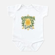 Go Solar Virginia Infant Bodysuit