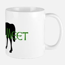 Merry Meet Spirit Horse Mug