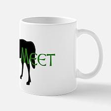 Merry Meet Spirit Horse Small Small Mug